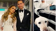 Jennifer Lopez and Alex Rodriguez slammed for 'tone-deaf' post
