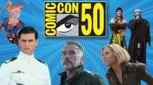 Comic-Con Best Of 2019 Film Schedule: Marvel Studios Returns; 'Terminator: Dark Fate', 'Jay & Silent Bob Reboot' Take Hall H