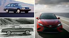 The Best-Selling Car the Year You Graduated High School, from 1978 to Today