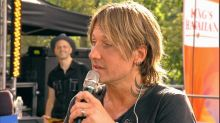 Keith Urban Talks About New Sound On 'Ripcord'