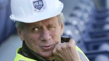 Former Red Sox boss Lucchino heads to the minors with WooSox