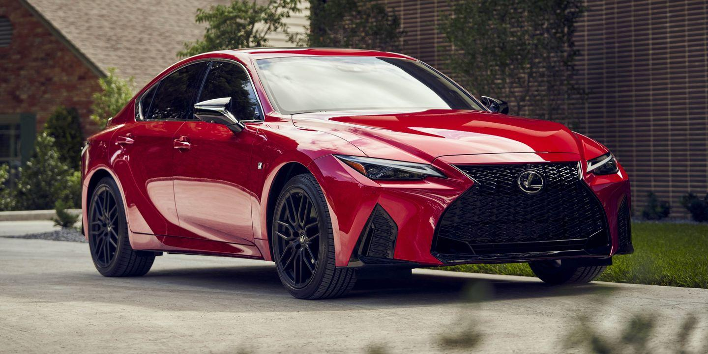 2021 lexus is base price rises, is350 f sport gets cheaper