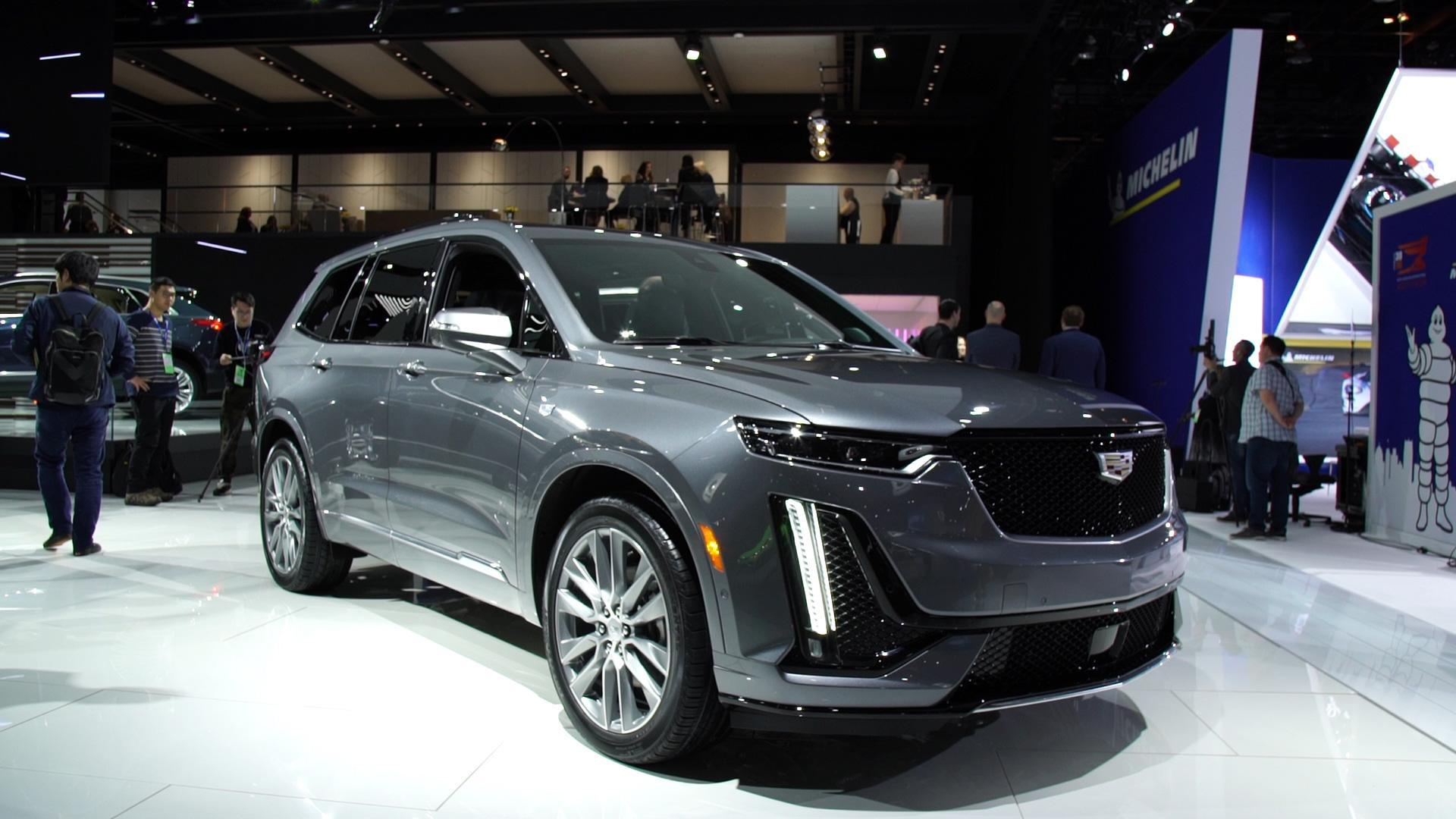 New Three-Row 2020 Cadillac XT6 Joins Contemporary Competitors