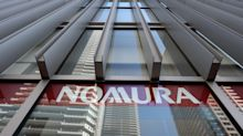 Nomura Chief Risk Officer, Senior Traders Exit