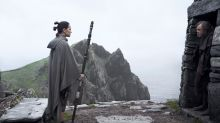 Even the author of the 'Last Jedi' novel doesn't think he'll stop the Rey debate