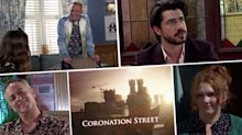 Next week on 'Coronation Street': Nina turns to drink, Fiz threatens Tyrone, plus the Rovers is up for sale (spoilers)