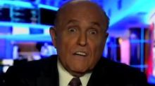 Angry Rudy Giuliani demands apology from Fox TV interviewer