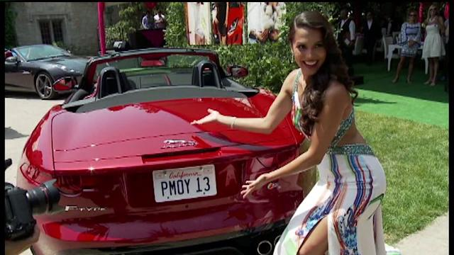 Playboy Names Playmate Of The Year