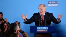 Johnson vows to get Brexit done after big election win