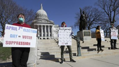 Wisconsin Supreme Court reinstates state elections