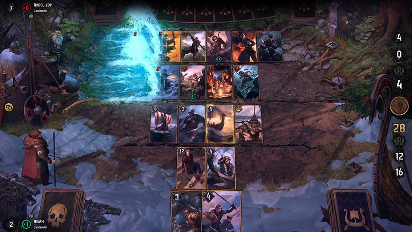 Witcher card game 'Gwent' is shutting down on consoles