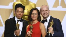 Oscars 2018: 'Darkest Hour' special effects make-up artist and only Asian winner says race not on his mind
