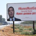 Devin Nunes: Republican congressman sues Twitter for $250m over parody account of his mother