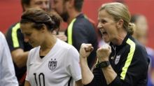 USA coach Jill Ellis looking toward the future at Tournament of Nations