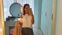 Paula Echevarría sigue marcando tendencia pese al aislamiento doméstico