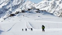 The best ski resorts in the Alps for late-season skiing