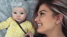 Após o nascimento da filha, blogueira faz desabafo sobre as marcas deixadas pela gravidez