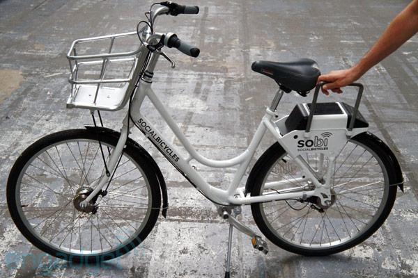 Social Bicycles announces availability by end of summer, we go hands-on (video)