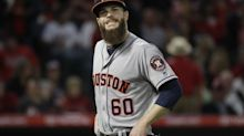 Dallas Keuchel is just as disappointed as Astros fans about the trade deadline