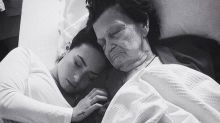 """Demi Lovato's Great-Grandmother Passes Away: """"I Lost My World"""""""
