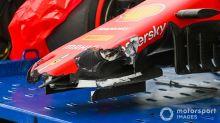 The Ferrari update secrets revealed by Vettel's crash