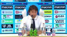 """Conte: """"La Juve? Importante vincere a Roma per mettere pressione..."""""""