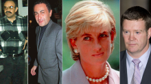 Who was involved in the crash which killed Princess Diana?