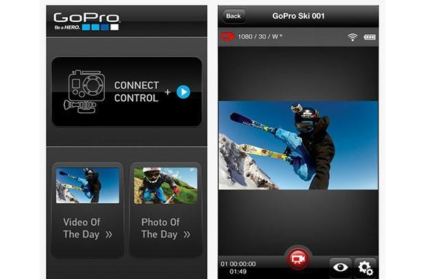 GoPro lets all Hero3 owners in on iOS, Android fun with updated app, firmware