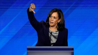 Why Kamala Harris is struggling in the polls