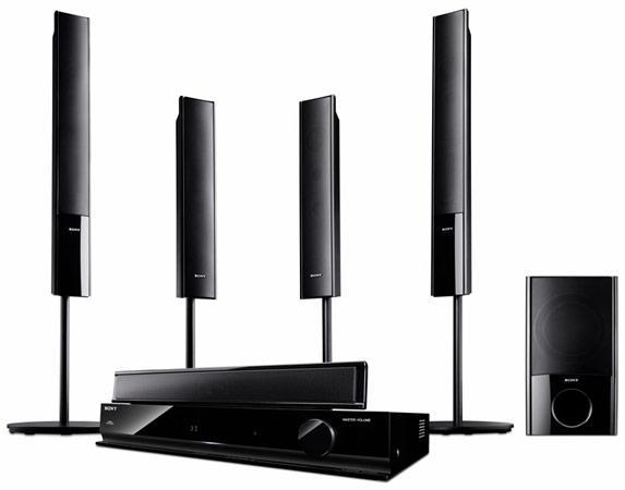 Sony magically adds third dimension to new soundbars, 5.1 sound system