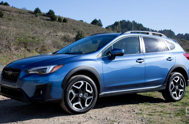 Subaru's first PHEV is the 2019 Crosstrek Hybrid