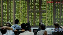 MERCADOS GLOBALES-Positivos datos chinos dejan al alcance nuevos récords en Wall Street