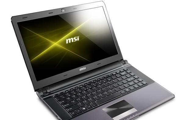 MSI X460 and X460DX make their slim and shiny debuts