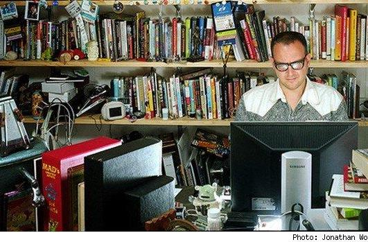 15 Minutes of Fame: Cory Doctorow on gold farming, part 2