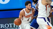 Devin Booker's superstar coming out party in the bubble for the Phoenix Suns