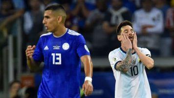 Drama geht weiter! Messi trifft - aber Argentinien droht Aus