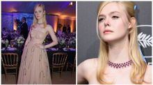 Tight dress causes 21-year-old Elle Fanning to faint at Cannes Film Festival