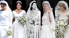 Which royal wedding dress is your favourite?