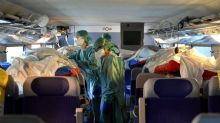 Coronavirus EN DIRECT: Un premier TGV avec des malades quitte Paris pour la Bretagne …