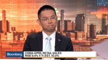 AXA's Yao Sees 'Mixed Bag' in China's Economic Data
