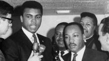 Muhammad Ali was the 'godfather' of movements like the NFL protests