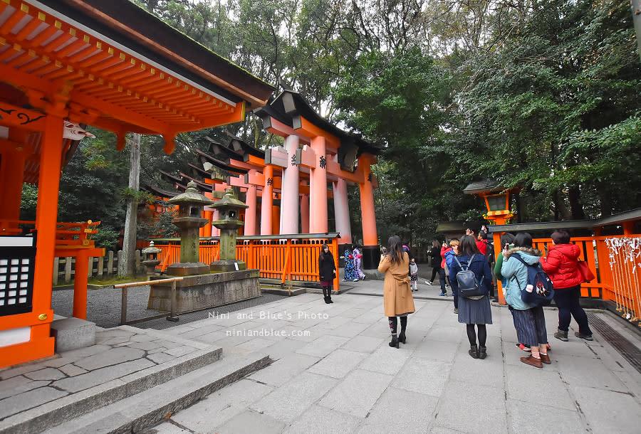 京都景點推薦 伏見稻荷神社 鳥居 怎麼去10