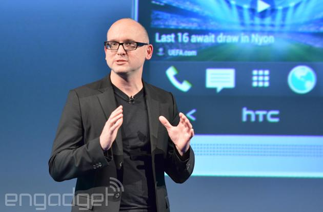 The man behind HTC's hardware design is leaving the company