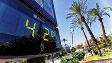 Aumentan a 15 las comunidades en alerta por calor, con 6 en nivel naranja