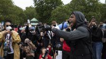 'Star Wars' star John Boyega gives emotional speech at London protest