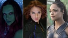 Marvel Cinematic Universe actresses want their own team-up movie