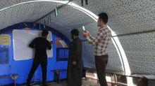 In Syria camp fearing coronavirus, young teachers adapt again