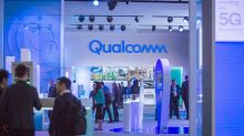 Stock Market Lower; Chip Giant Qualcomm Plunges On Antitrust Ruling