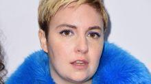 Lena Dunham defiende a un presunto violador y Twitter la odia