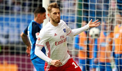 Bundesliga: Vor Nordderby: Gisdol lobt Hunt